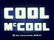 Cool McCool Free Cartoon Picture