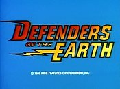 The Would Be Defender Cartoon Character Picture
