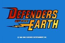 Defenders Of The Earth Episode Guide Logo