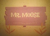 Mr. Moose Cartoon Pictures