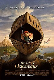 The Tale Of Despereaux Picture Into Cartoon