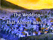 The Wedding That Almost Wasn't Cartoon Funny Pictures