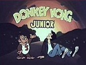 Junior Meets Kid Dynamo Cartoon Picture