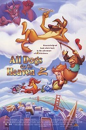 All Dogs Go To Heaven 2 Cartoon Picture