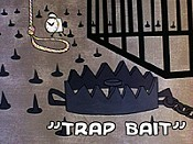 Trap Bait Picture Of Cartoon