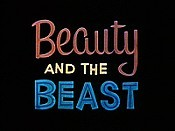 Beauty and the Beast Picture To Cartoon