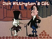 Dick Wittington's Cat Picture Into Cartoon