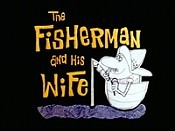 The Fisherman and His Wife Picture Of Cartoon