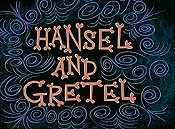 Hansel and Gretel Picture Into Cartoon