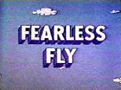 Fearless Fly Meets The Monsters Cartoon Character Picture