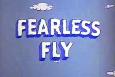 Fearless Fly Episode Guide Logo