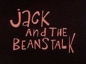 Jack And The Beanstalk Picture Into Cartoon