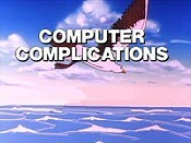 Computer Complications Free Cartoon Picture