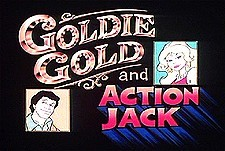 Goldie Gold and Action Jack Episode Guide Logo