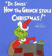 How The Grinch Stole Christmas! Picture To Cartoon