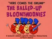 The Balled-Up Bloonywoonies Cartoon Funny Pictures