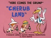 Cherub Land Cartoon Funny Pictures