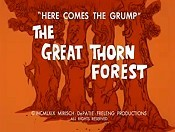 The Great Thorn Forest Free Cartoon Picture