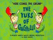 The Yuks Of Gagville Cartoon Funny Pictures