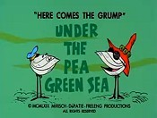 Under The Pea Green Sea Cartoon Picture