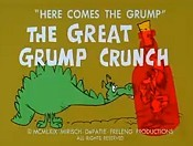 The Great Grump Crunch Cartoon Picture