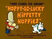 Hoppy-Go-Lucky Hippetty Hoppies Cartoon Funny Pictures