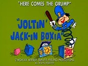 Joltin' Jack-In Boxia Picture Of Cartoon