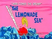 The Lemonade Sea Free Cartoon Pictures
