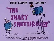 The Shaky Shutter Bugs Cartoon Picture