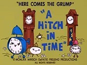 A Hitch In Time Cartoon Funny Pictures