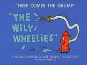 The Wily Wheelies Cartoon Picture