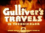 Gulliver's Travels Cartoon Picture