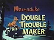 Double Trouble Maker Picture Of Cartoon