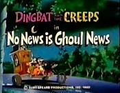 No News Is Ghoul News Picture Of Cartoon