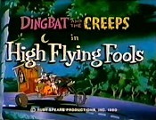 High Flying Fools Picture Of Cartoon
