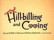 Hill-billing And Cooing Cartoon Character Picture