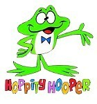 The Adventures of Hoppity Hooper Episode Guide Logo