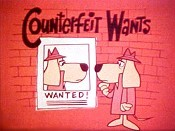 Counterfeit Wants Cartoon Picture
