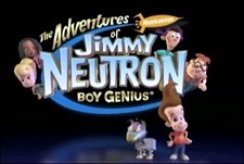 The Adventures of Jimmy Neutron: Boy Genius Episode Guide Logo