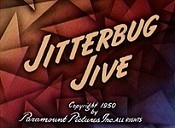 Jitterbug Jive Cartoons Picture