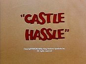 Castle Hassle Cartoons Picture