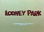 Looney Park Cartoon Character Picture