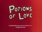 Potions Of Love Cartoon Character Picture