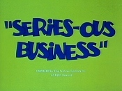 Series-ous Business Cartoon Pictures