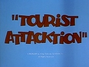 Tourist Attacktion Picture Of Cartoon