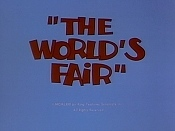 The World's Fair Cartoon Character Picture