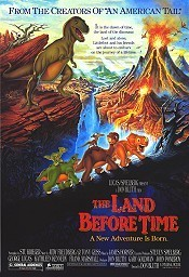 The Land Before Time Cartoon Picture