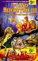 The Land Before Time III: The Time Of The Great Giving Picture Into Cartoon