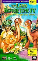 The Land Before Time IV: Journey Through The Mists Picture Into Cartoon