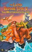 The Land Before Time V: The Mysterious Island Picture Into Cartoon